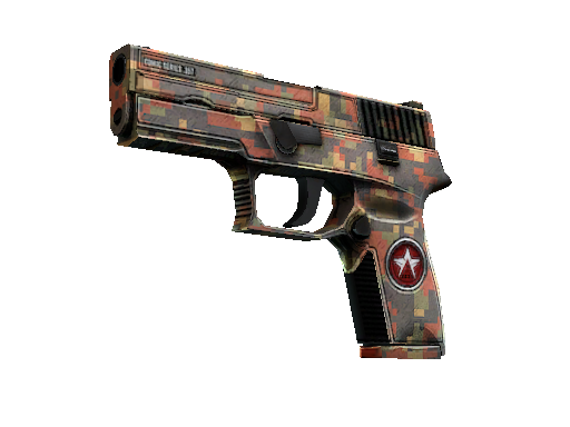 P250 | Red Rock (Factory new)