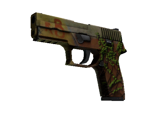 P250 | Inferno (Battle-Scarred)