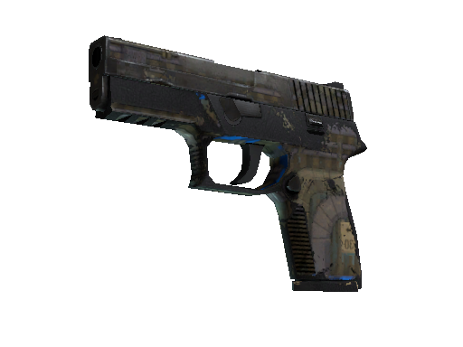 P250 | Exchanger (Battle-Scarred)