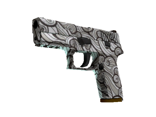 P250 | Gunsmoke (Mininal Wear)
