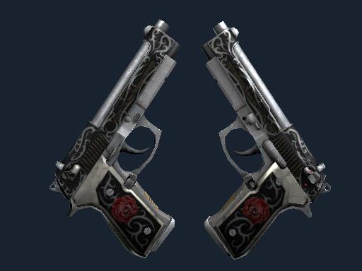 Dual Berettas | Balance (Field-Tested)