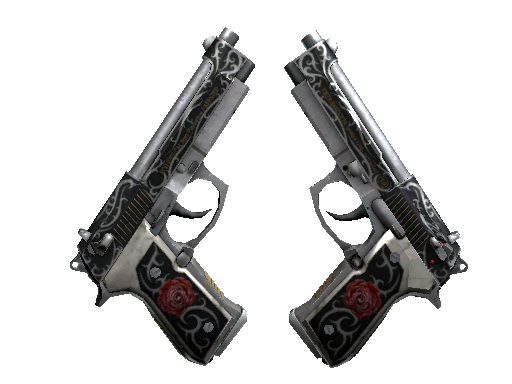 Dual Berettas | Balance (Factory new)