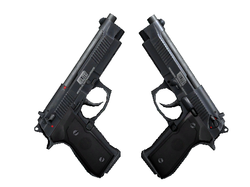 Dual Berettas | Elite 1.6 (Factory new)