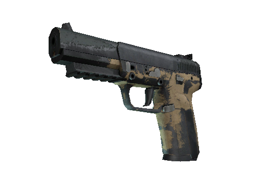Five-SeveN | Contractor (Battle-Scarred)