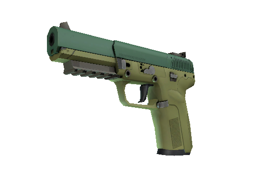 Five-SeveN | Jungle (Mininal Wear)