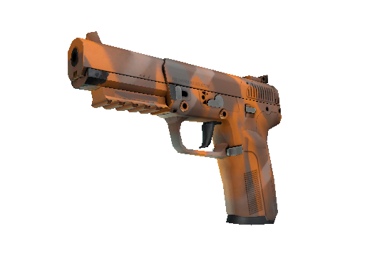 Five-SeveN | Orange Peel (Mininal Wear)