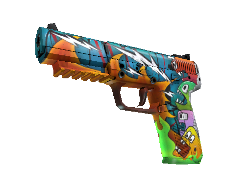 Five-SeveN | Angry Mob (Factory new)