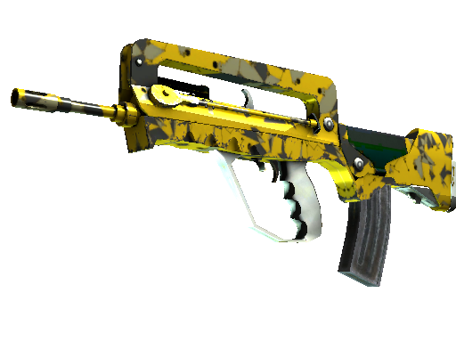 FAMAS | Neural Net (Factory new)