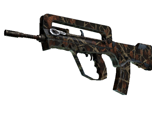 FAMAS | Crypsis (Field-Tested)
