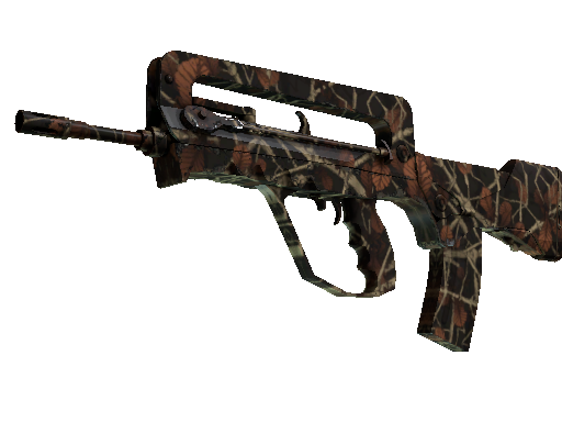 FAMAS | Crypsis (Factory new)