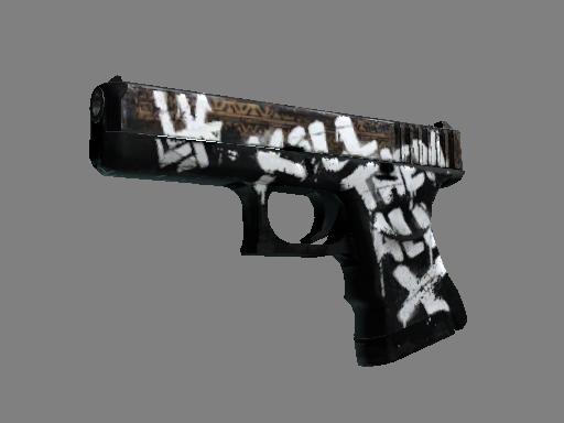 Glock-18 | Wasteland Rebel (Field-Tested)