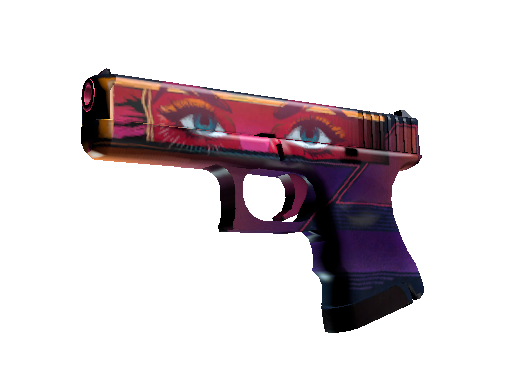 Glock-18 | Vogue (Factory new)