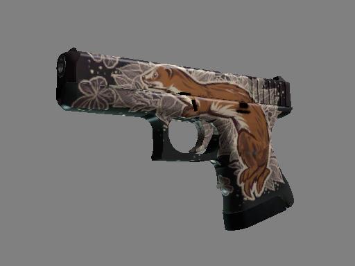 Glock-18 | Weasel (Factory new)
