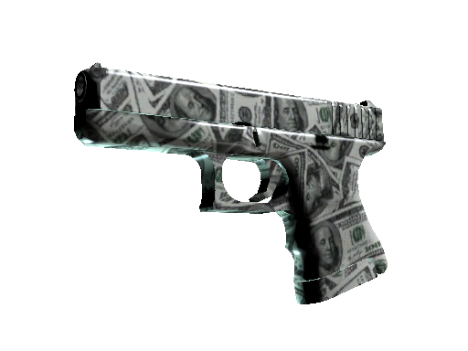 Glock-18 | Franklin (Factory new)
