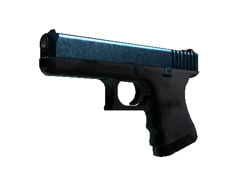 Glock-18 | Twilight Galaxy (Mininal Wear)