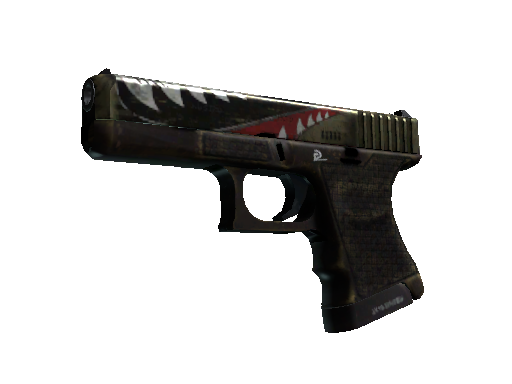Glock-18 | Warhawk (Field-Tested)