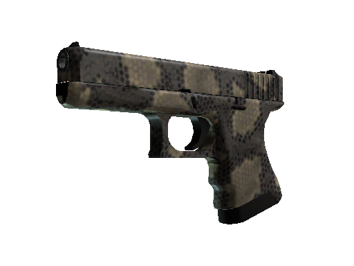 Glock-18 | Death Rattle (Mininal Wear)