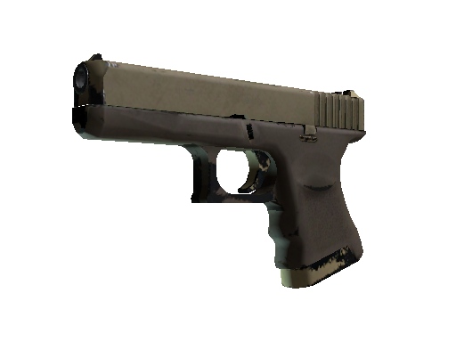 Glock-18 | Sand Dune (Field-Tested)