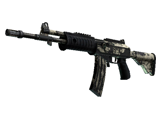 Galil AR | Kami (Battle-Scarred)
