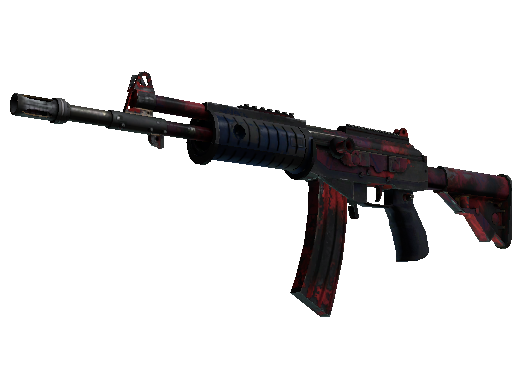 Galil AR | Signal (Battle-Scarred)