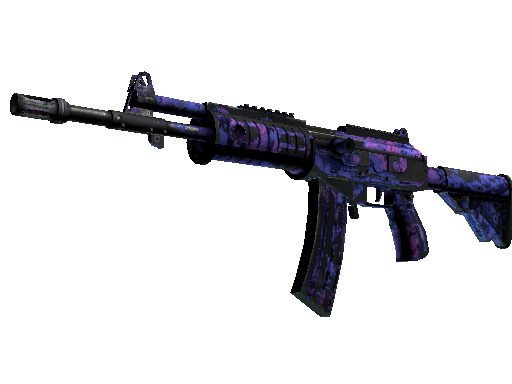 Galil AR | Phoenix Blacklight (Battle-Scarred)
