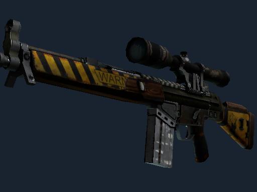 G3SG1 | Scavenger (Battle-Scarred)
