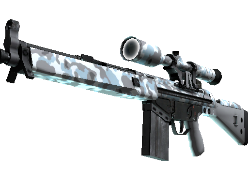 G3SG1 | Arctic Camo (Factory new)