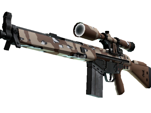 G3SG1 | Desert Storm (Factory new)