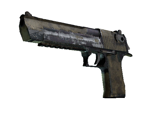 Desert Eagle | Mudder (Battle-Scarred)