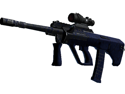 AUG | Navy Murano (Field-Tested)