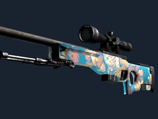 AWP | Silk Tiger (Factory new)