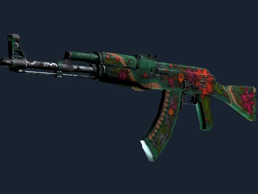 AK-47 | Wild Lotus (Battle-Scarred)