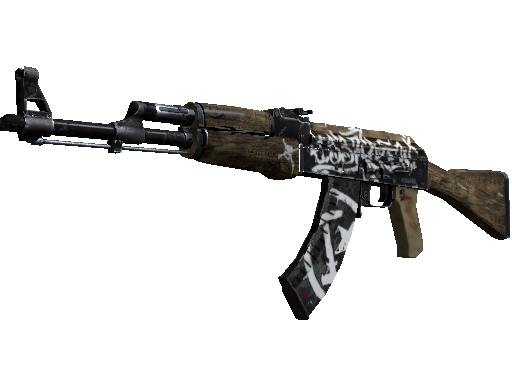 AK-47 | Wasteland Rebel (Well-Worn)