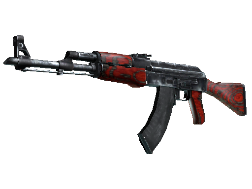 AK-47 | Red Laminate (Field-Tested)