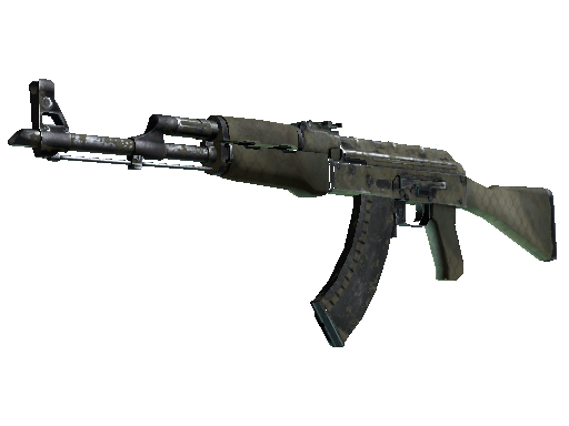 AK-47 | Safari Mesh (Battle-Scarred)
