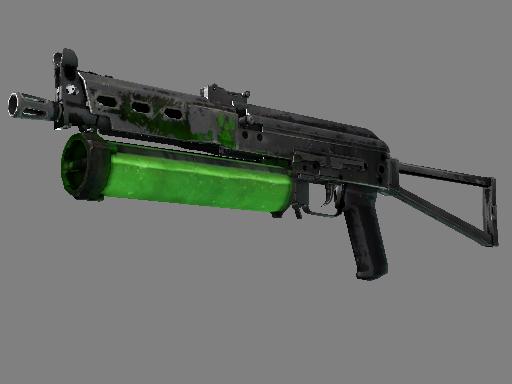 PP-Bizon | Fuel Rod (Battle-Scarred)