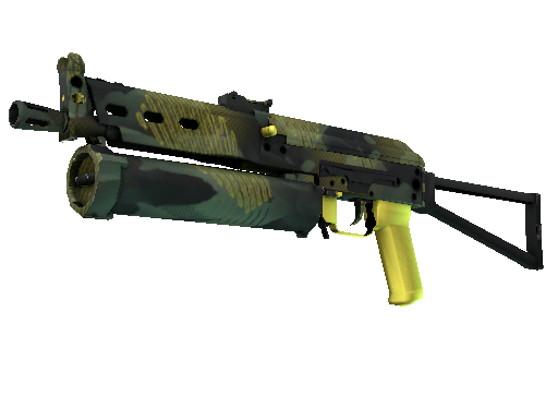 PP-Bizon | Jungle Slipstream (Factory new)