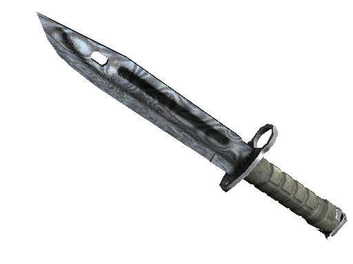Bayonet | Damascus Steel (Battle-Scarred)