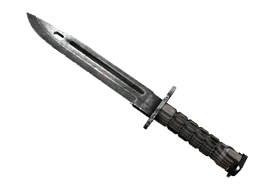 Bayonet | Black Laminate (Field-Tested)
