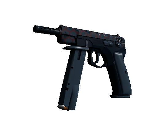CZ75-Auto | Hexane (Mininal Wear)