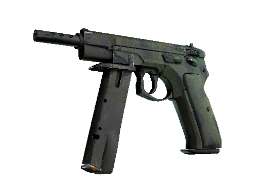 CZ75-Auto | Jungle Dashed (Field-Tested)
