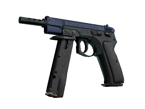 CZ75-Auto | Indigo (Field-Tested)