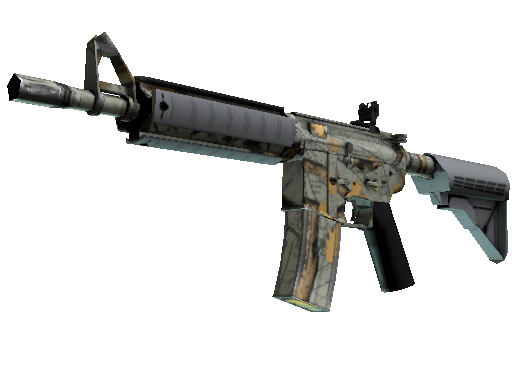 M4A4 | Modern Hunter (Mininal Wear)