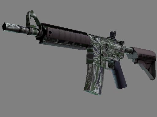 M4A4 | Jungle Tiger (Factory new)