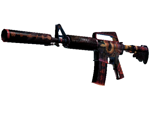 M4A1-S | Welcome to the Jungle (Battle-Scarred)