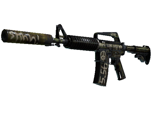 M4A1-S | Flashback (Battle-Scarred)