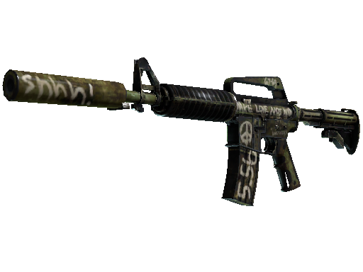 M4A1-S | Flashback (Well-Worn)
