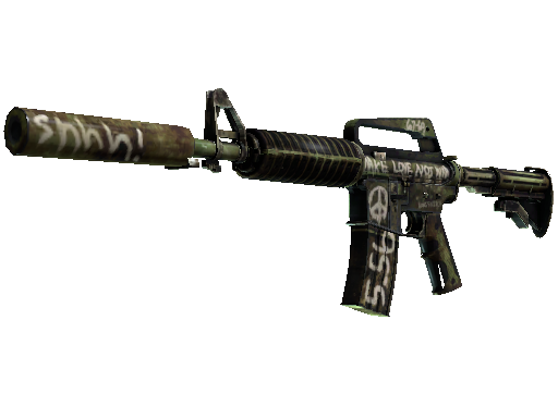 M4A1-S | Flashback (Mininal Wear)