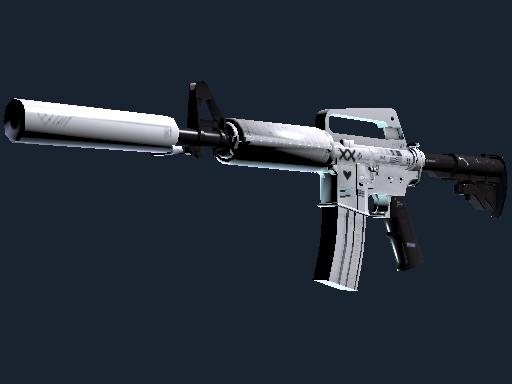 M4A1-S   Printstream (Factory new)