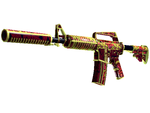 M4A1-S | Chantico&#39s Fire (Factory new)